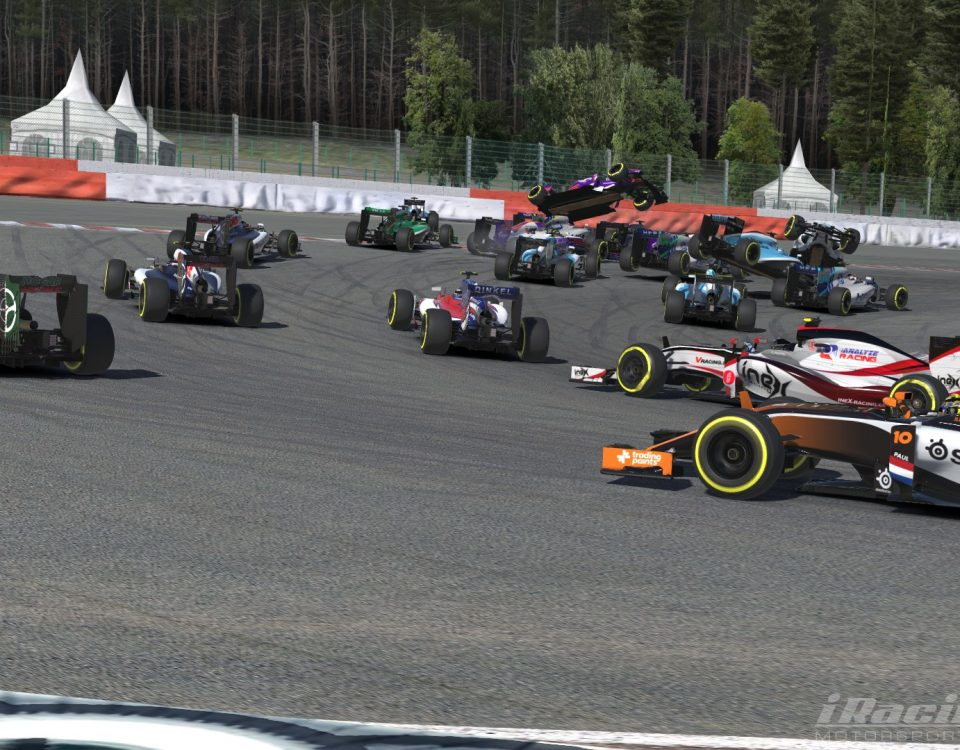 Chaos at turn 1
